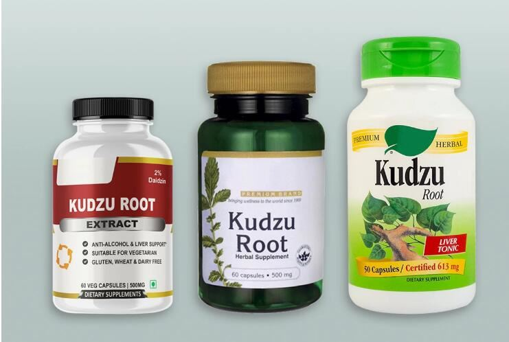 Kudzu Root Extract Application