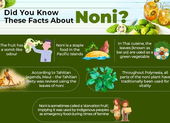 hawaiian noni powder benefits