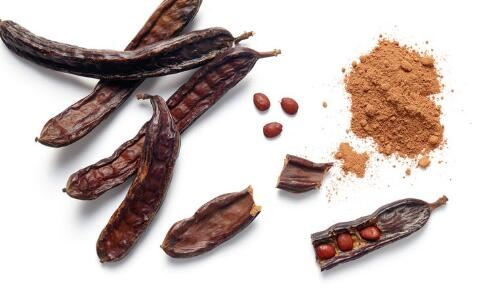 carob extract application