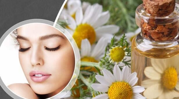 Chamomile Flower Extract in cosmetics Uses