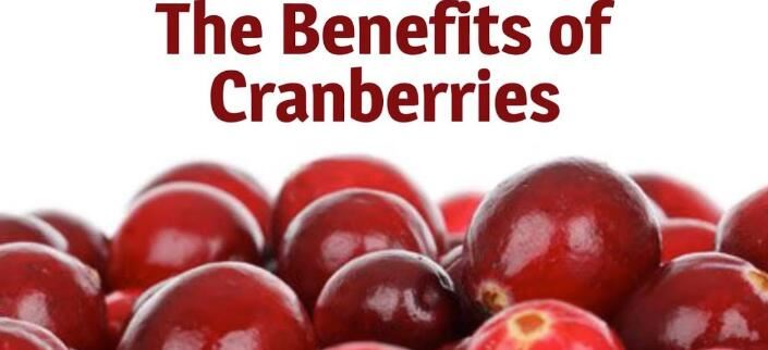 cranberry fruit extract benefits