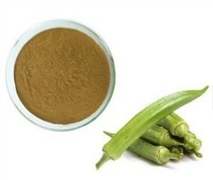 Okra Root Powder